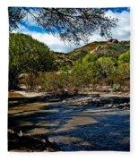 Acton California Fleece Blanket