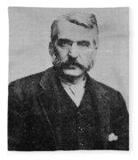 Adam Worth (1844-1902) Fleece Blanket