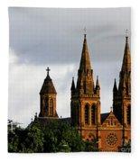 Adelaide 3 Fleece Blanket