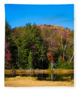Adirondack Color IIi Fleece Blanket