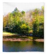 Adirondack Color X Fleece Blanket