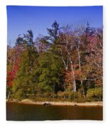 Adirondack Color Xi Fleece Blanket