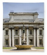 Admirals House Fleece Blanket