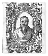 Adrian Willaert (1480-1562) Fleece Blanket