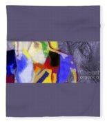 Benefit Of Concealment 1ab Fleece Blanket