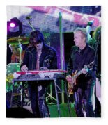 Aerosmith-brad-00134 Fleece Blanket