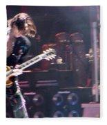 Aerosmith - Joe Perry - Dsc00052 Fleece Blanket