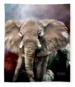Africa - Protection Fleece Blanket