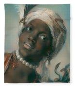 Africa Fleece Blanket