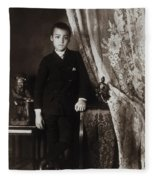 African American Boy, C1899 Fleece Blanket