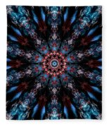 After Midnight Fleece Blanket