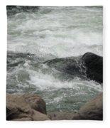 After The Falls Fleece Blanket