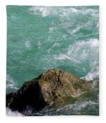 After The Wave Fleece Blanket