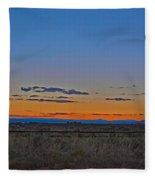 Afterglow Fleece Blanket
