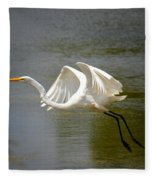 Afternoon Takeoff Fleece Blanket