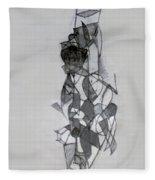 Self-renewal 11 Fleece Blanket