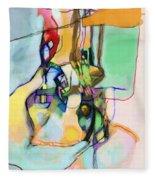 Self-renewal 13o Fleece Blanket