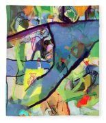 Self-renewal 15s Fleece Blanket