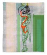 Self-renewal 8a Fleece Blanket
