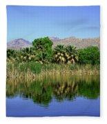 Agua Caliente Fleece Blanket