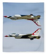 Air Force Thunderbirds Fleece Blanket