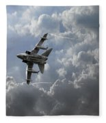 Air Superiority Fleece Blanket