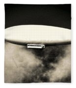 Airship Fleece Blanket