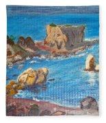 Akamas Paphos Fleece Blanket