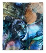 Akashic Memories From Subsurface Fleece Blanket