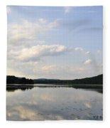 Alabama Mountains Fleece Blanket