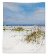 Alabama Point 2 Fleece Blanket