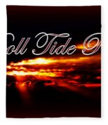Alabama - Roll Tide Fleece Blanket