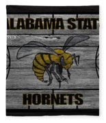 Alabama State Hornets Fleece Blanket