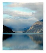 Alaskan Splendor Fleece Blanket