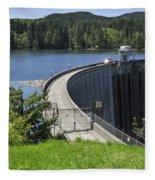 Alder Dam 2 Fleece Blanket