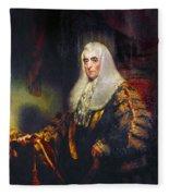 Alexander Wedderburn(1733-1805) Fleece Blanket