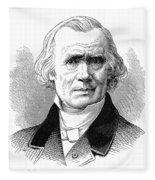 Alfred Armand Velpau (1795-1867) Fleece Blanket
