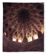 Alhambra Sculpted Domed Ceiling Fleece Blanket