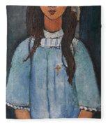 Alice Fleece Blanket