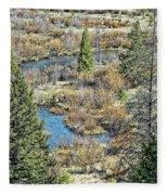 Alice Creek Fleece Blanket