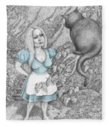 Alice Fleece Blanket