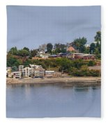 Alki Point Fleece Blanket