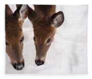 All Eyes On Me Fleece Blanket