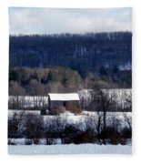 Allegany Winter Fleece Blanket