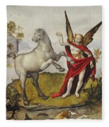 Allegory Fleece Blanket