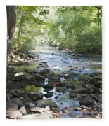 Allen Creek Fleece Blanket