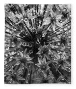 Allium Jewels Fleece Blanket