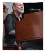 Allman Brothers Band - Gregg Allman Fleece Blanket