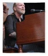 Allman Brothers Band - Gregg Allman Fleece Blanket