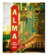 Alma Fleece Blanket